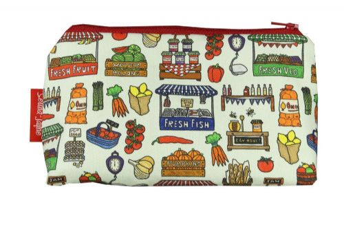 Selina-Jayne Market Day Limited Edition Designer Cosmetic Bag